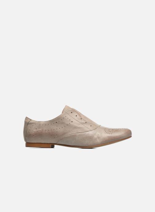 Lace-up shoes Elizabeth Stuart Issy 390 Beige back view