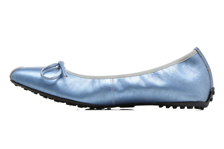 Ballet pumps Elizabeth Stuart Lacq 391 Blue front view