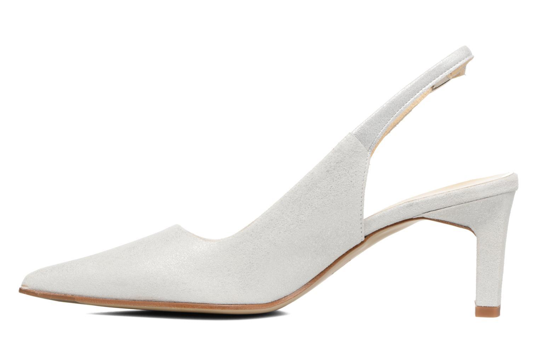High heels Elizabeth Stuart Rulex 415 White front view