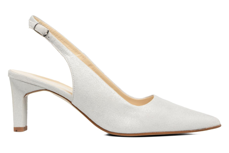 High heels Elizabeth Stuart Rulex 415 White back view
