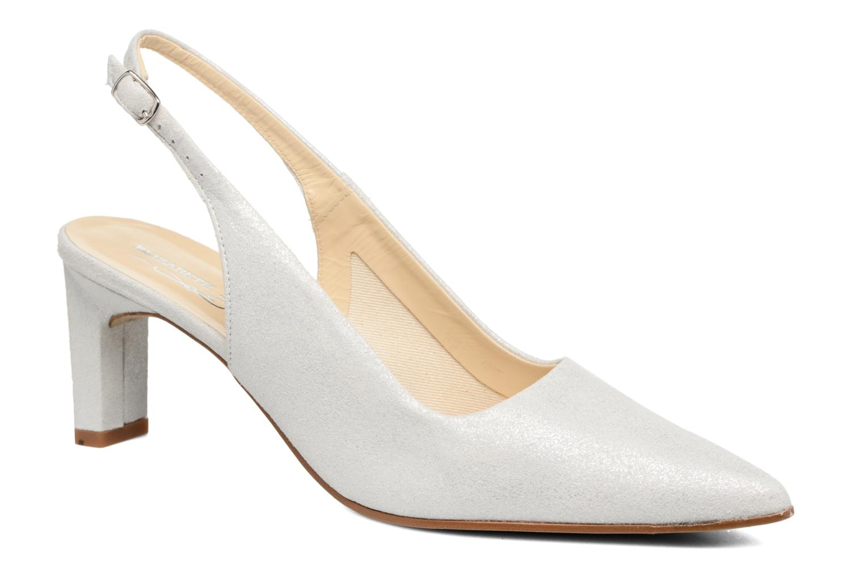 High heels Elizabeth Stuart Rulex 415 White detailed view/ Pair view