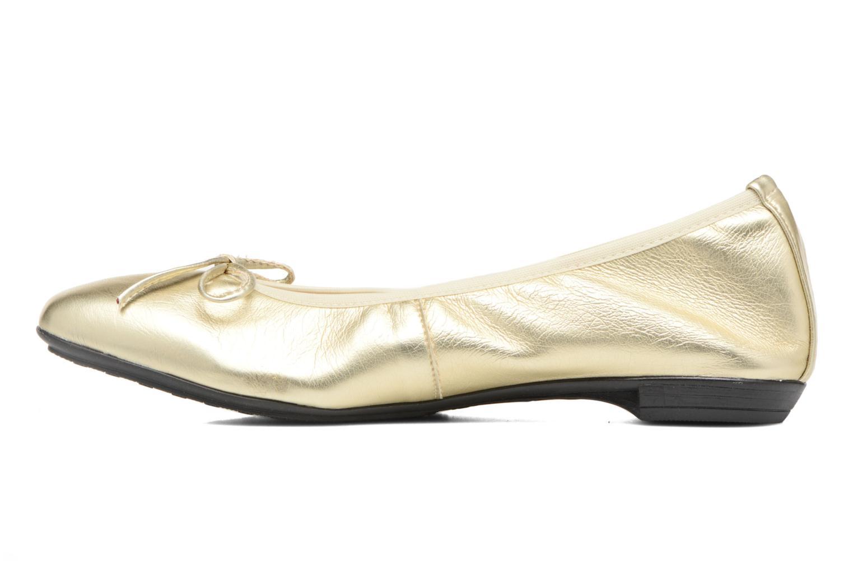 Bailarinas Elizabeth Stuart Yonis 278 Oro y bronce vista de frente