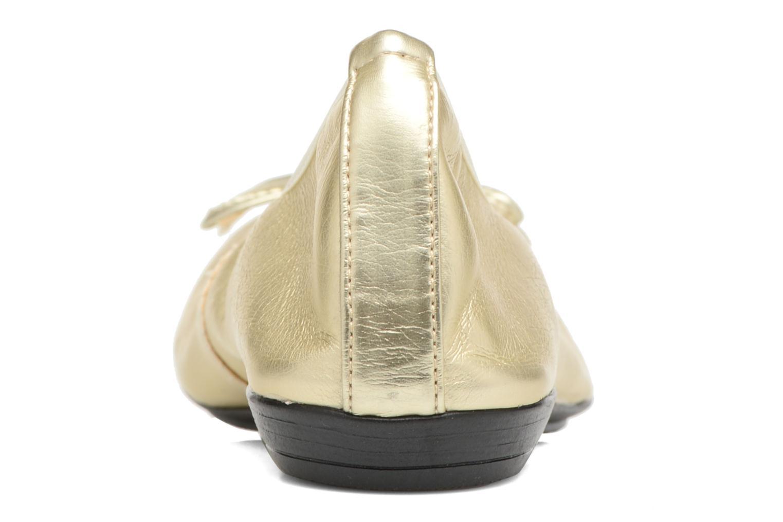 Bailarinas Elizabeth Stuart Yonis 278 Oro y bronce vista lateral derecha