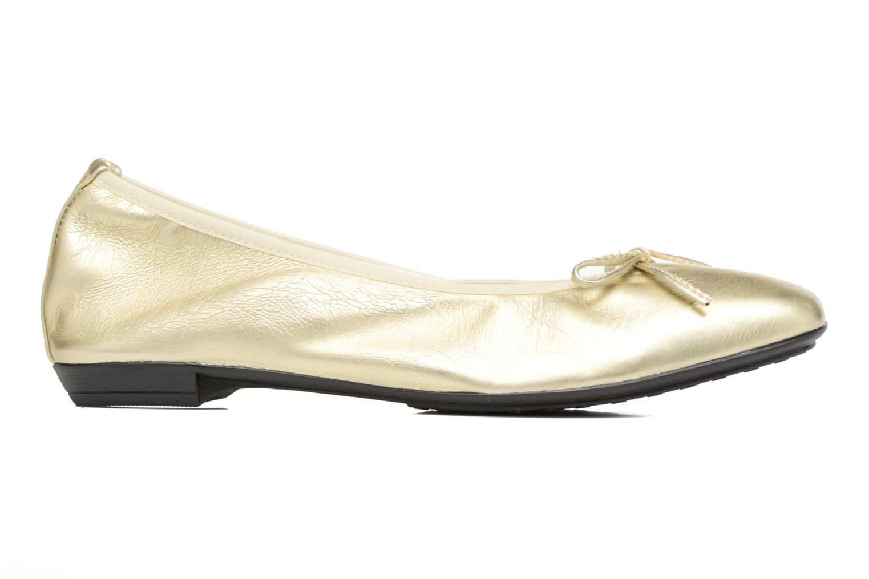 Ballerina's Elizabeth Stuart Yonis 278 Goud en brons achterkant