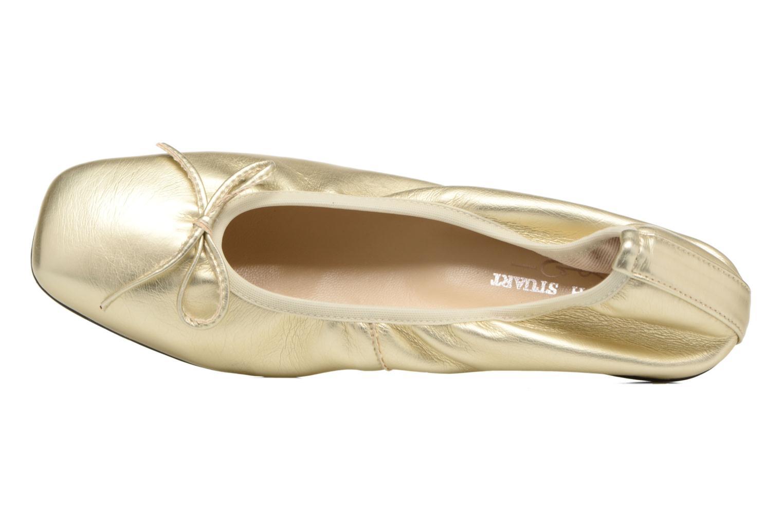 Bailarinas Elizabeth Stuart Yonis 278 Oro y bronce vista lateral izquierda