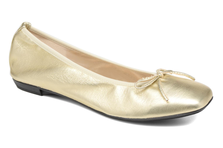Bailarinas Elizabeth Stuart Yonis 278 Oro y bronce vista de detalle / par