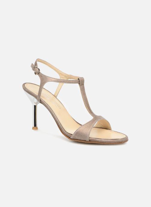 Sandales et nu-pieds Elizabeth Stuart Bhm 415 Argent vue détail/paire