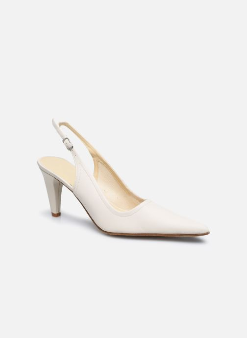 Zapatos de tacón Elizabeth Stuart Debrys 304 Beige vista de detalle / par