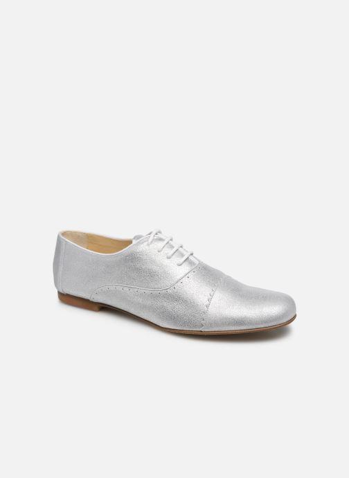 Zapatos con cordones Elizabeth Stuart Isman 339 Plateado vista de detalle / par