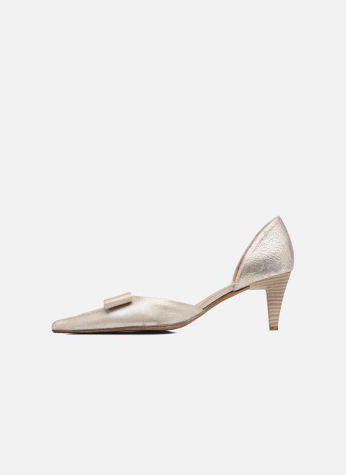 Zapatos de tacón Elizabeth Stuart Kess 415 Plateado vista de frente