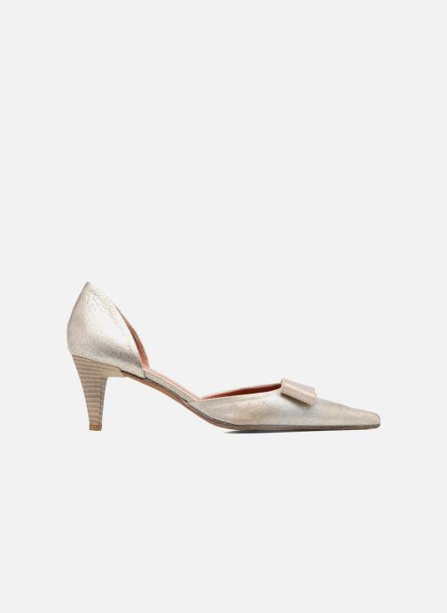 Zapatos de tacón Elizabeth Stuart Kess 415 Plateado vistra trasera