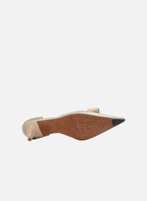 Zapatos de tacón Elizabeth Stuart Kess 415 Plateado vista de arriba