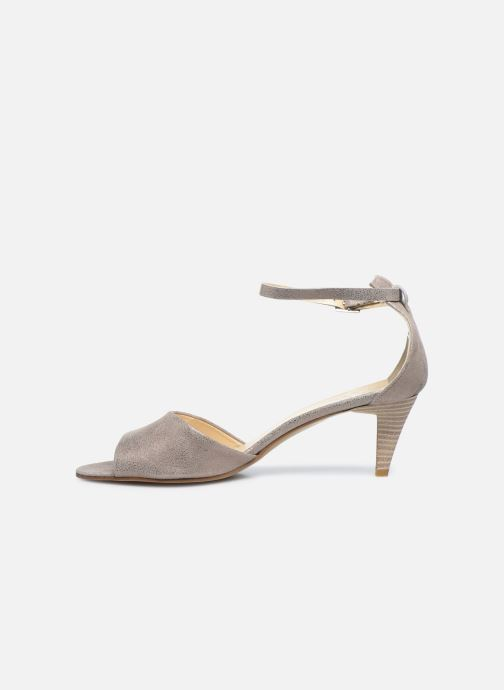 Sandales et nu-pieds Elizabeth Stuart Ziter 415 Beige vue face
