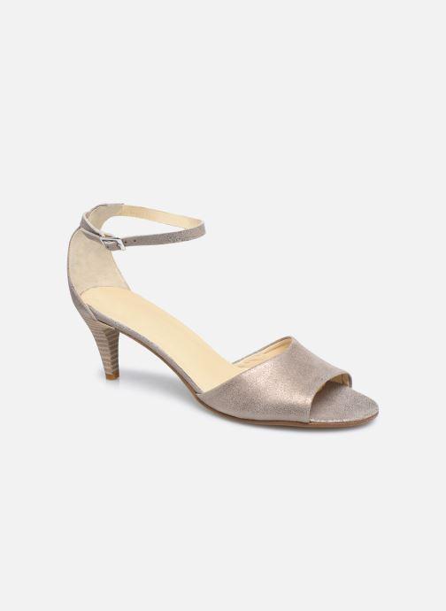 Sandales et nu-pieds Elizabeth Stuart Ziter 415 Beige vue détail/paire