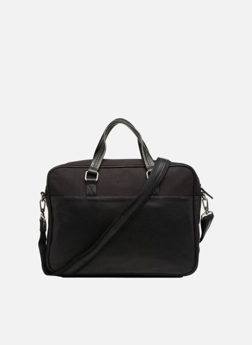 Laptop cases Antonyme by Nat & Nin Teodor Black front view