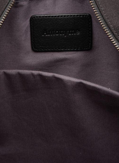 Laptoptaschen Antonyme by Nat & Nin Teodor schwarz ansicht von hinten