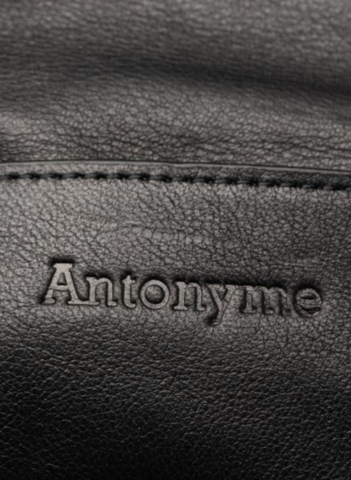 Laptop cases Antonyme by Nat & Nin Teodor Black view from the left