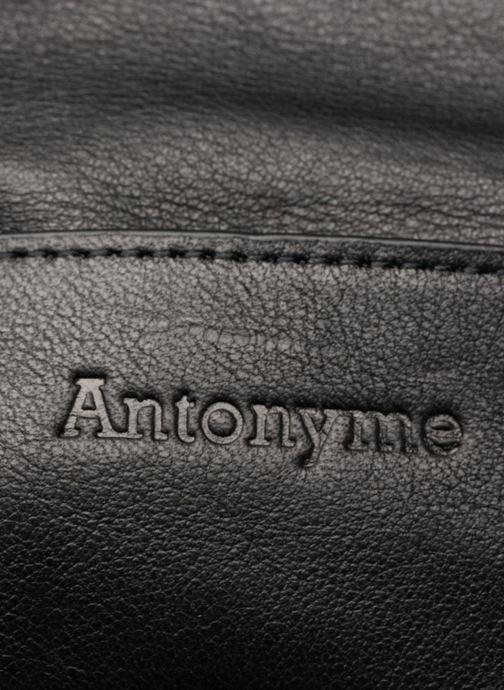 Laptoptaschen Antonyme by Nat & Nin Teodor schwarz ansicht von links