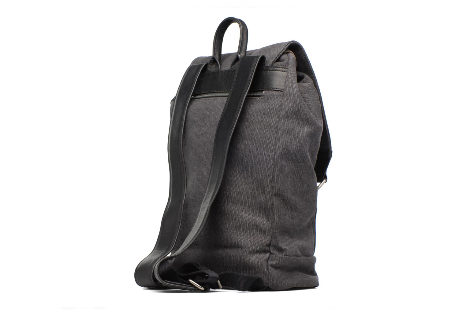Rucksacks Antonyme by Nat & Nin Sac à dos Aaron Laine Black view from the right