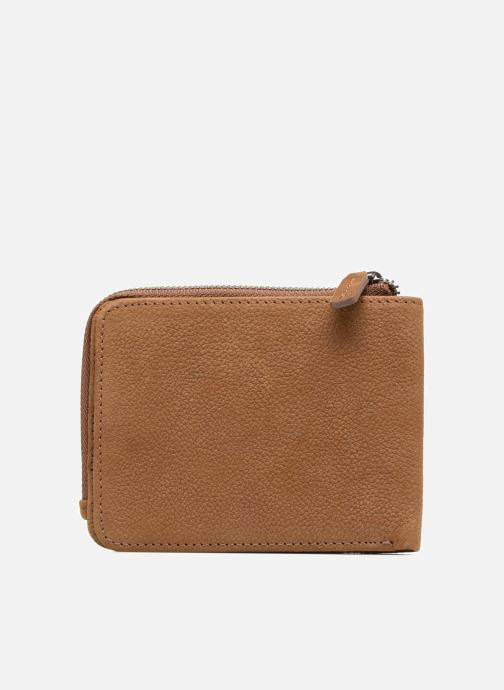 Wallets & cases Antonyme by Nat & Nin Porte-monnaie Lenny Cuir Brown front view