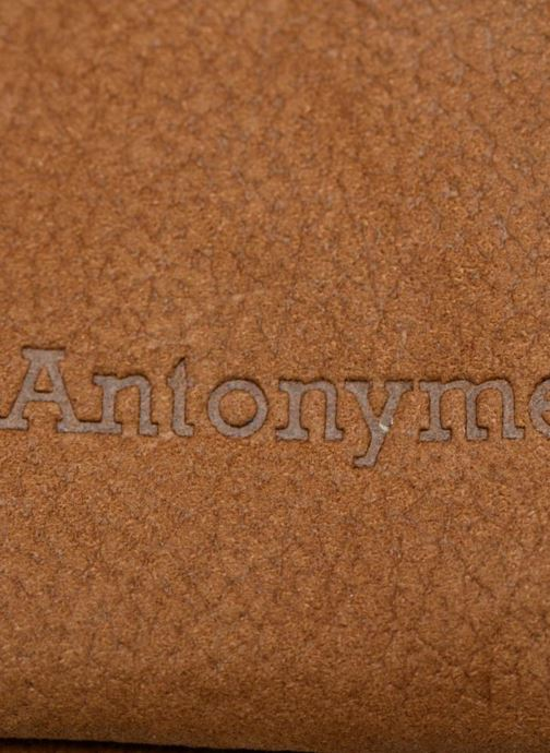 Pelletteria Antonyme by Nat & Nin Porte-monnaie Lenny Cuir Marrone immagine posteriore