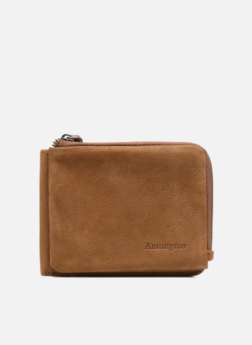 Wallets & cases Antonyme by Nat & Nin Porte-monnaie Lenny Cuir Brown detailed view/ Pair view