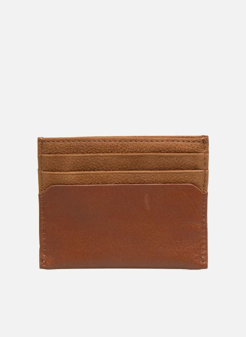 Wallets & cases Antonyme by Nat & Nin Rob Chaudron Brown front view