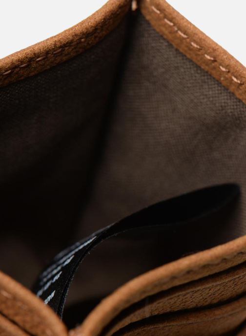 Wallets & cases Antonyme by Nat & Nin Rob Chaudron Brown back view