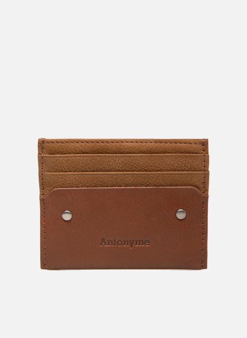 Wallets & cases Antonyme by Nat & Nin Rob Chaudron Brown detailed view/ Pair view