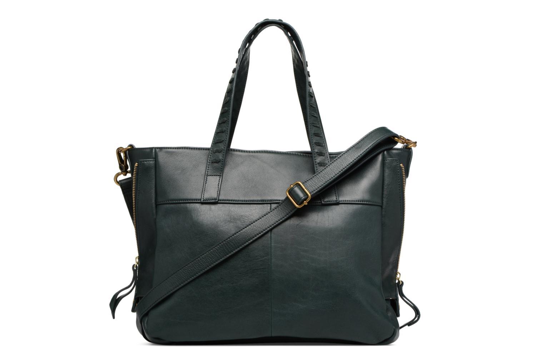 Handbags Nat & Nin Valentina Green front view