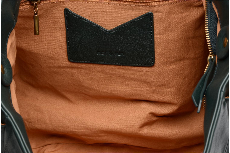 Handbags Nat & Nin Valentina Green back view