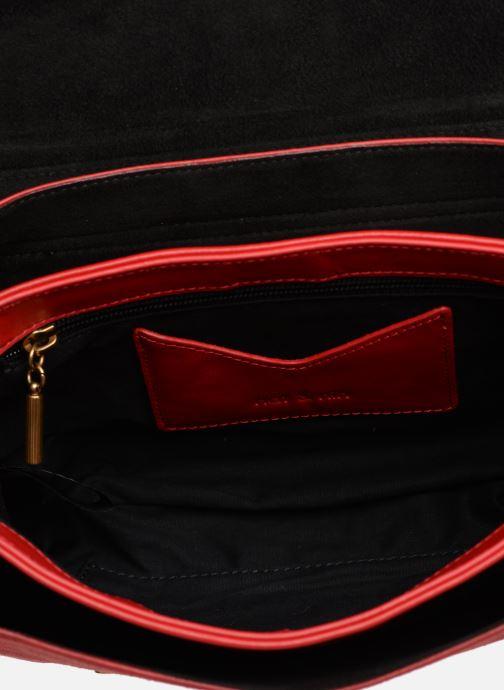 Handtaschen Nat & Nin Victoire rot ansicht von hinten