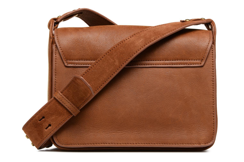 Handtaschen Nat & Nin Victoire braun ansicht von vorne