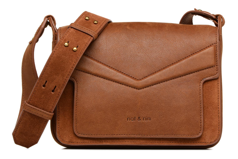 Handtaschen Nat & Nin Victoire braun detaillierte ansicht/modell