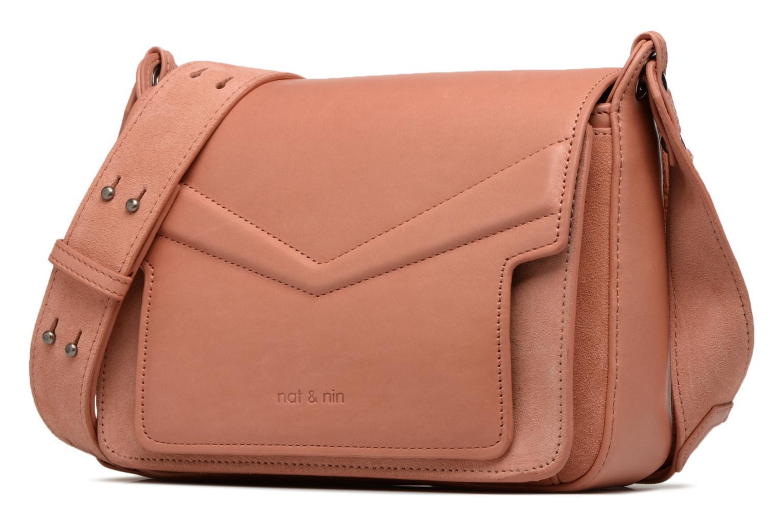 Handtaschen Nat & Nin Victoire rosa schuhe getragen