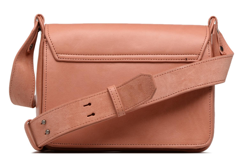 Handtaschen Nat & Nin Victoire rosa ansicht von vorne