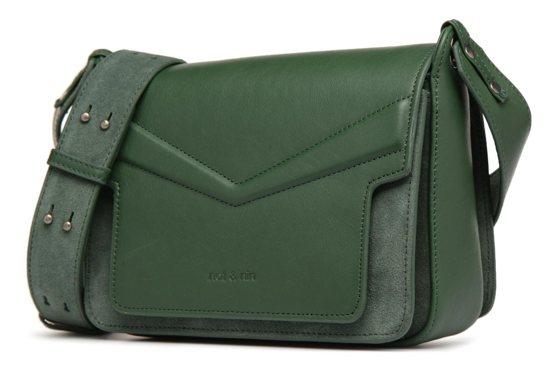 Handtaschen Nat & Nin Victoire grün schuhe getragen