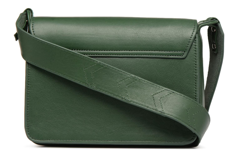Handtaschen Nat & Nin Victoire grün ansicht von vorne