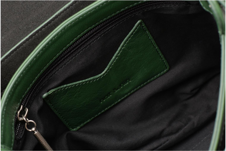 Handtaschen Nat & Nin Victoire grün ansicht von hinten