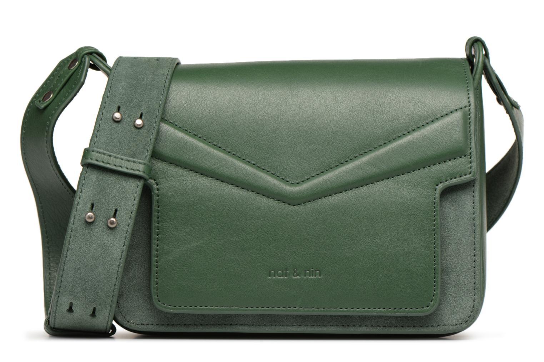 Handtaschen Nat & Nin Victoire grün detaillierte ansicht/modell