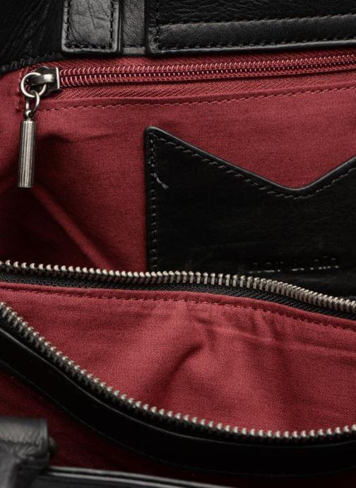 Handtaschen Nat & Nin Solene schwarz ansicht von hinten