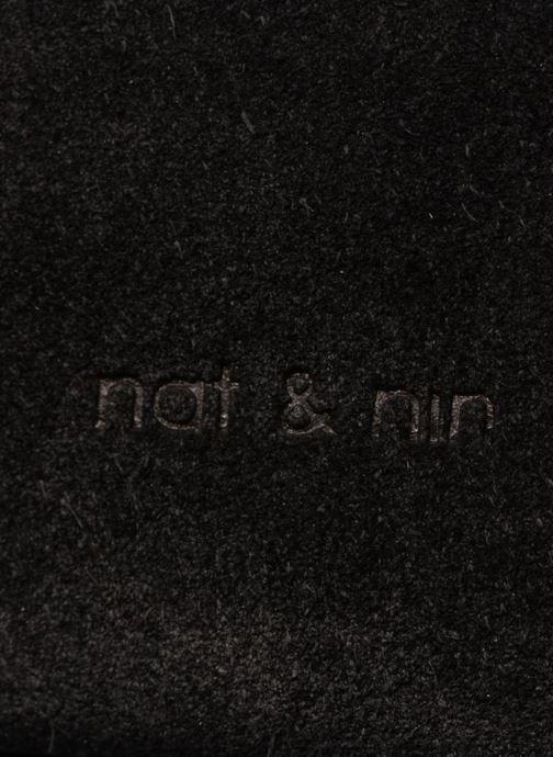 Handtaschen Nat & Nin Solene schwarz ansicht von links