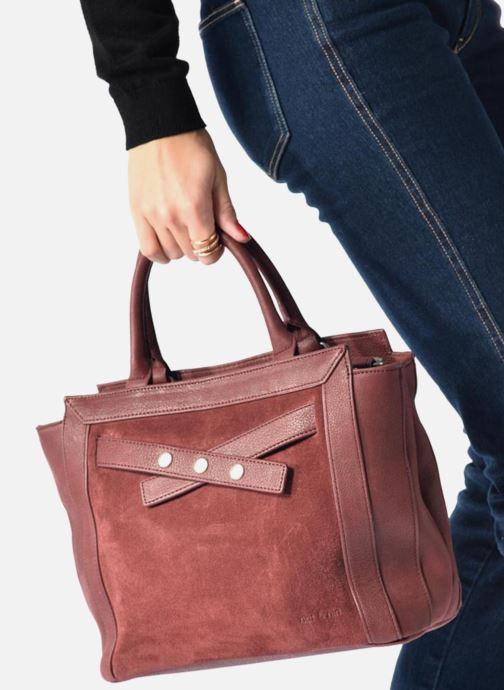 Handtaschen Nat & Nin Solene schwarz ansicht von oben