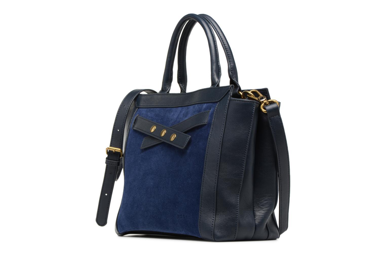 Borse Nat & Nin Solene Azzurro modello indossato