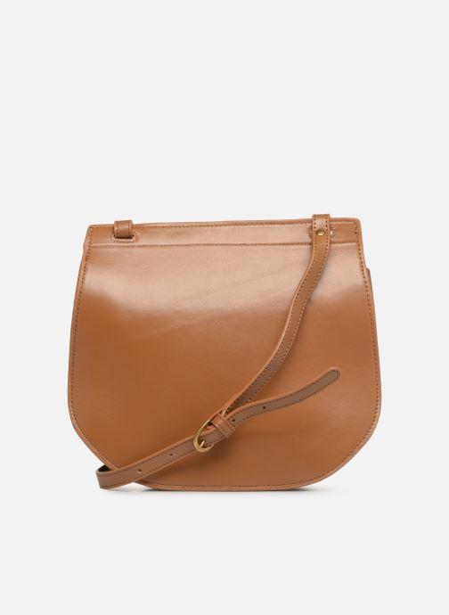 Handtaschen Nat & Nin Anja braun ansicht von vorne