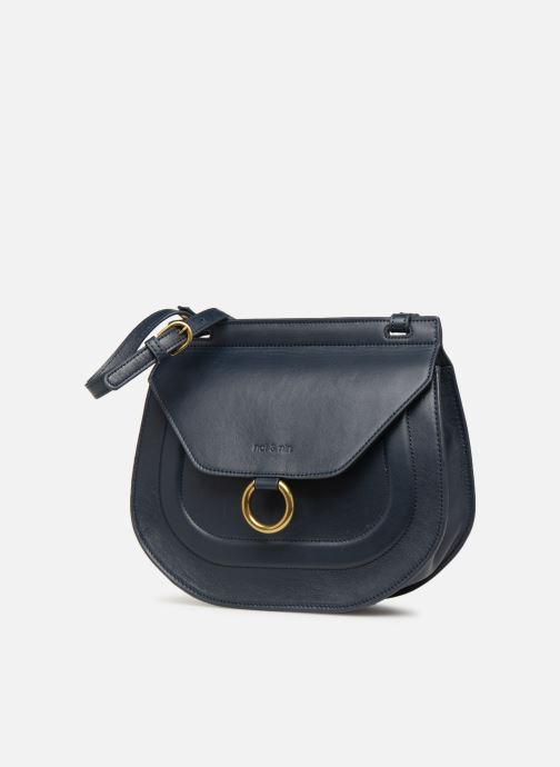 Handtaschen Nat & Nin Anja blau schuhe getragen