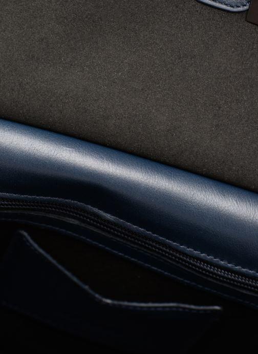Handtaschen Nat & Nin Anja blau ansicht von hinten