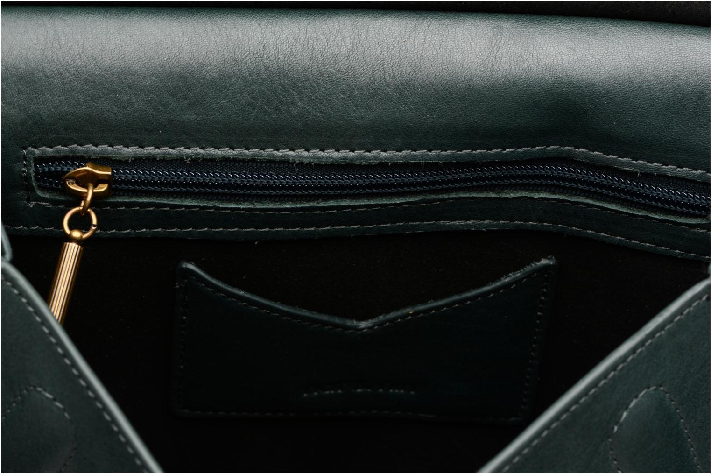 Handtaschen Nat & Nin Anja grün ansicht von hinten