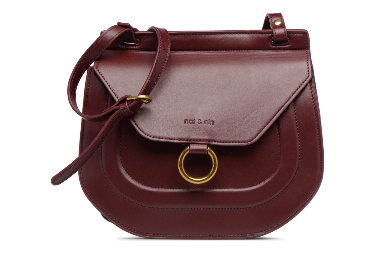 Handtaschen Nat & Nin Anja weinrot detaillierte ansicht/modell