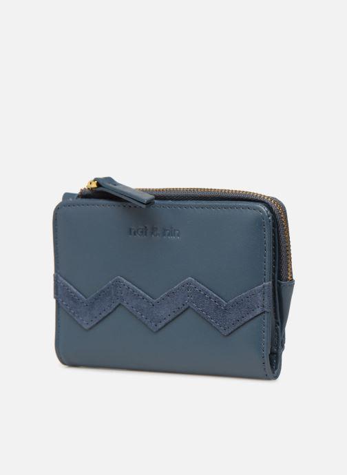 Wallets & cases Nat & Nin Rosie Blue model view
